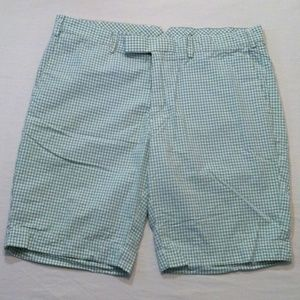 SIZE 36 POLO RALPH LAUREN FLAT FRONT MEN SHORTS